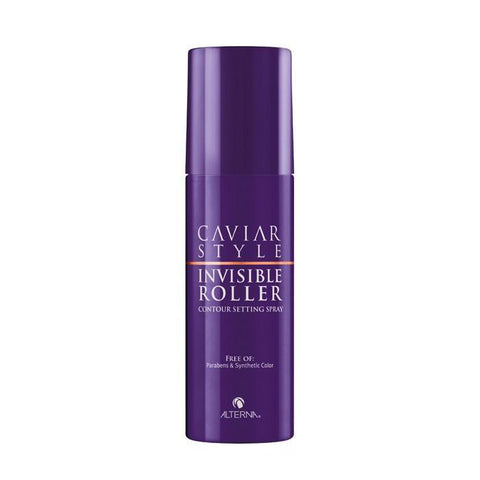 Alterna Caviar Style Invisible Roller Contour Setting Spray 147ml (Old Packaging)