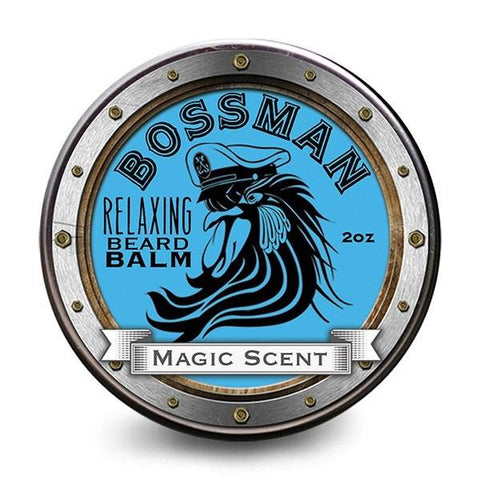 Bossman Relaxing Beard Balm - Magic Scent 57g - 21.95