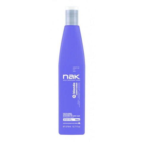 Nak Blonde Conditioner 375ml - 13.5