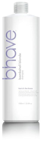 Bhave Blonde Bombshell Shampoo 1000ml