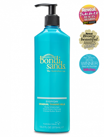 Bondi Sands Everyday Gradual Tanning Milk 375ml