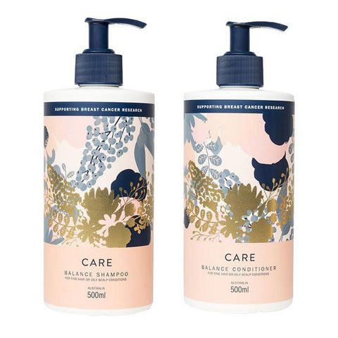 Nak Care Balance Shampoo and Conditioner 500ml Duo Pack