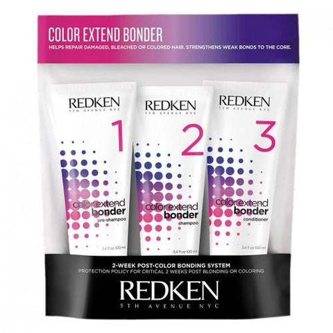 Redken Color Extend Bonder 3 Step Kit