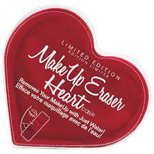 The Original Make Up Eraser Heart