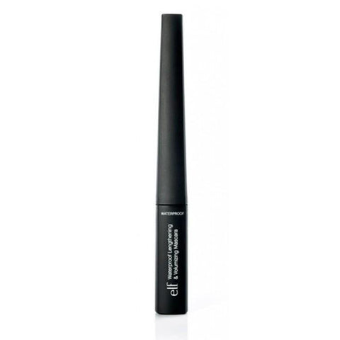elf Waterproof Lengthening & Volumizing Mascara 9ml