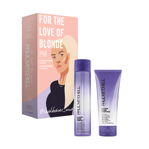 Paul Mitchell For The Love Of Blonde Duo Pack