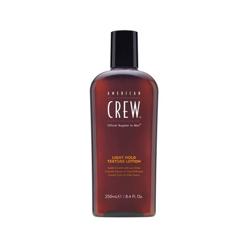 American Crew Light Hold Texture Lotion 250ml - 24.95