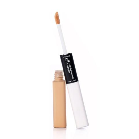 elf Under Eye Concealer & Highlighter Medium/Glow 2 x 6ml