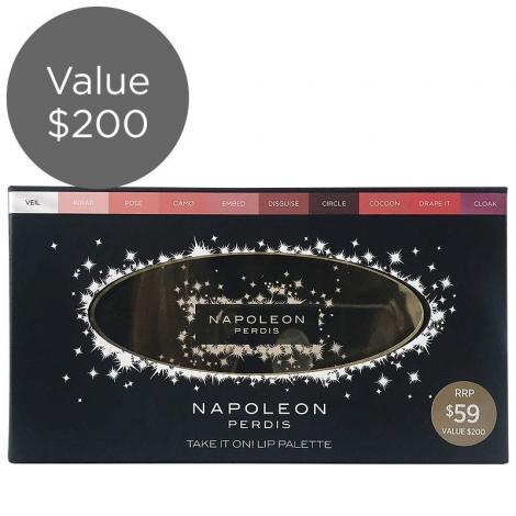 Napoleon Perdis Take it On! Lip Palette