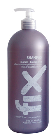 Fix Blonde + Highlighted Shampoo 1000ml
