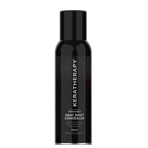 Keratherapy Gray Root Concealer 118ml - Black