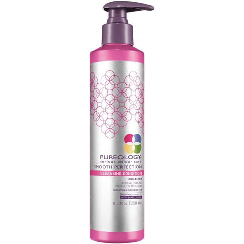 Pureology Smooth Perfection Cleansing Condition 250ml