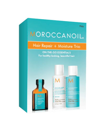 Moroccanoil Moisture Repair Trio Travel Pack