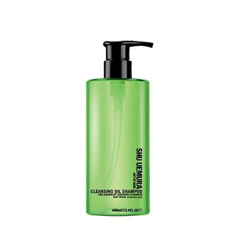 Shu Uemura Cleansing Oil Anti-Dundruff Soothing Cleanser 400ml