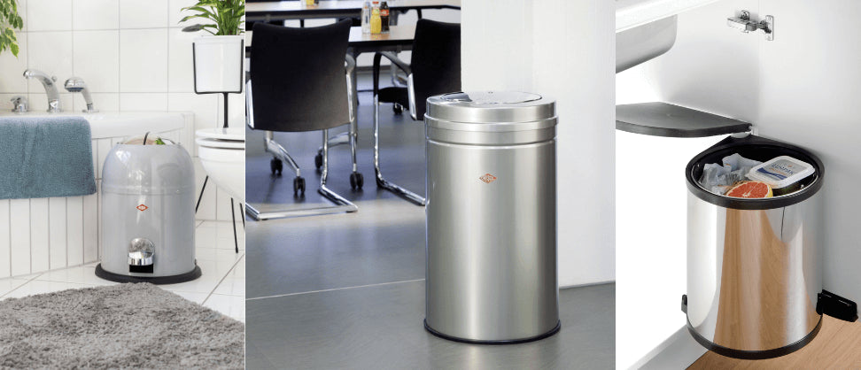 Waste Bins Suited to Commercial Spaces