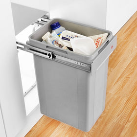 Bio Single Waste Bin 32L