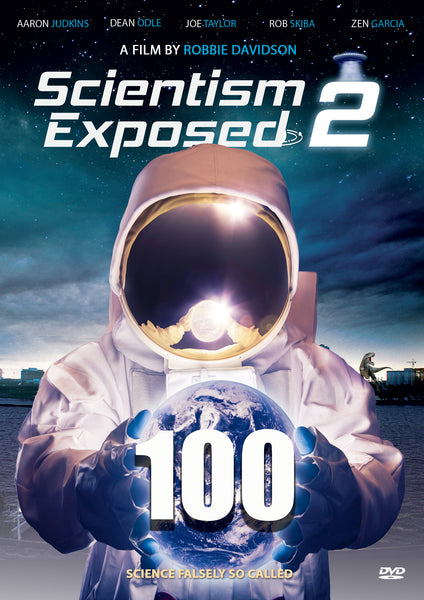 Scientism Exposed 2 DVD - Bulk Order of 100
