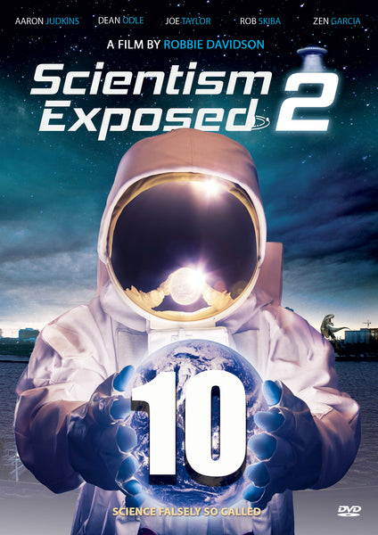 Scientism Exposed 2 DVD - Bulk Order of 10