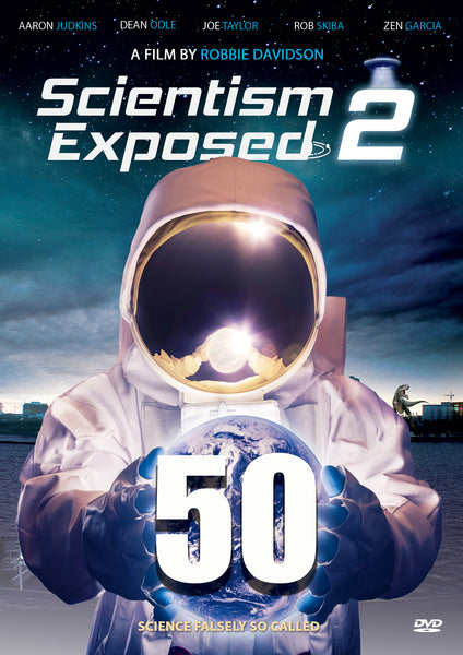 Scientism Exposed 2 DVD - Bulk Order of 50
