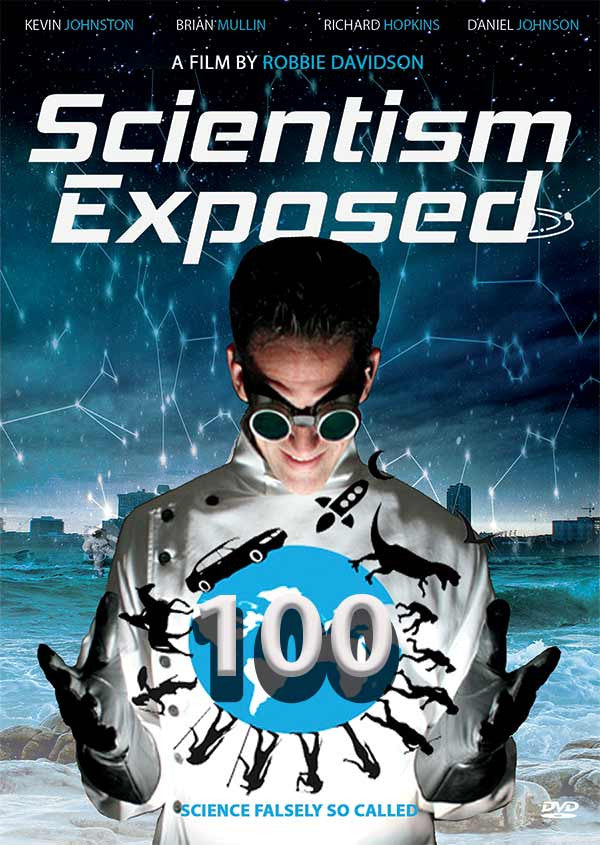 Scientism Exposed DVD - Bulk Order of 100