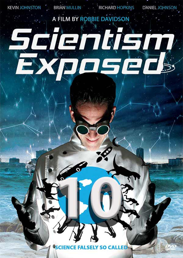 Scientism Exposed DVD - Bulk Order of 10