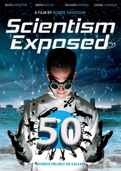 Scientism Exposed DVD - Bulk Order of 50