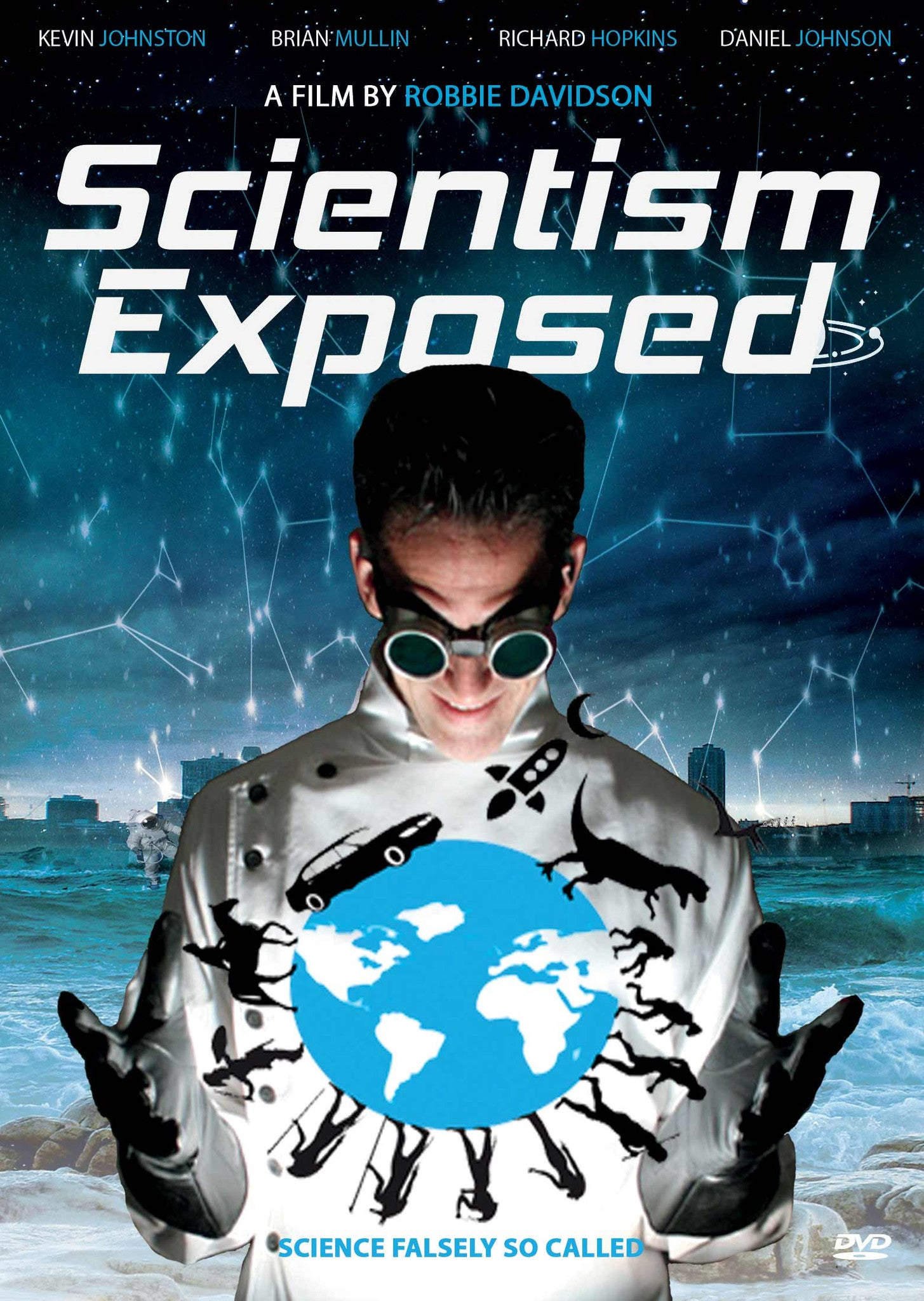 Scientism Exposed DVD