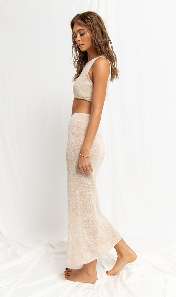 Lilah Crop Top & Thea Skirt
