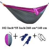 Portable Camping Hammock for One or Two Person(s) - Gear Lodge