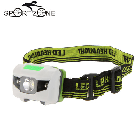 3 mode Headlamp - Gear Lodge