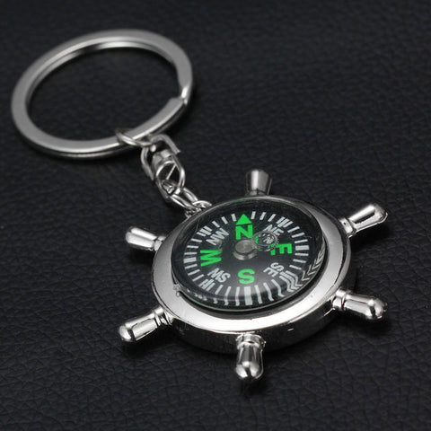 Compass Survival Keychain - Gear Lodge