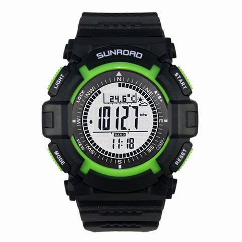 Pedometer Stopwatch with Altimeter and Compass - Gear Lodge