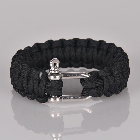 Paracord Survival Bracelet - Gear Lodge