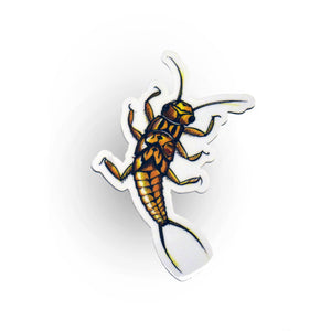 Stonefly x Pirate Sticker
