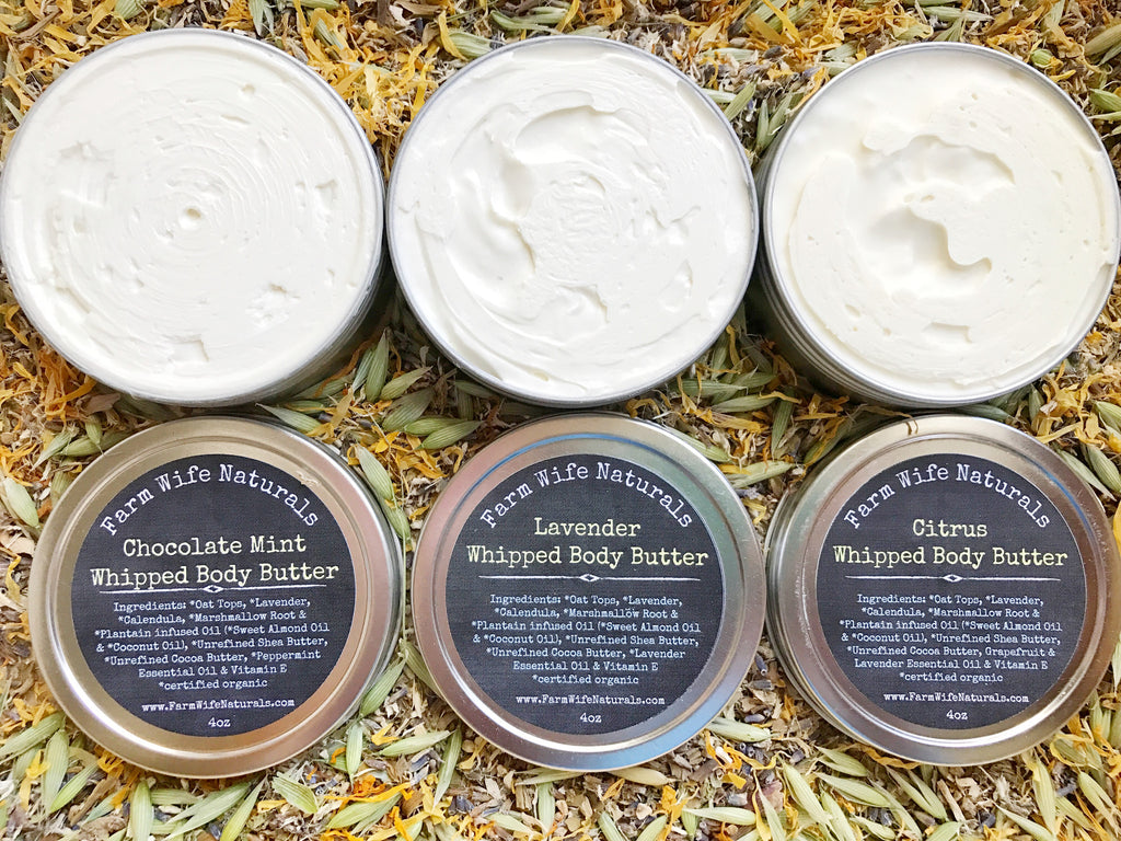 What's So Great About Body Butter?