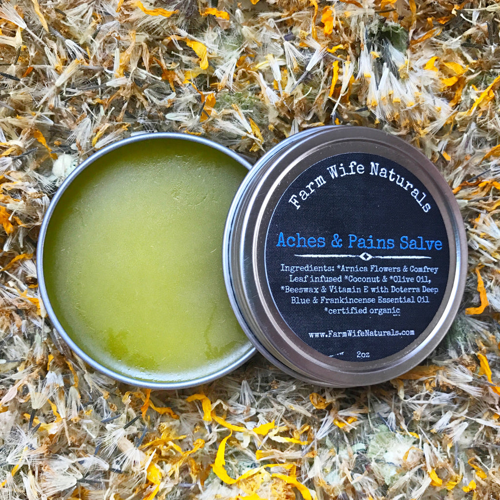 Aches & Pains Salve