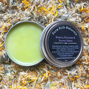 Bumps, Bruises & Burns Salve