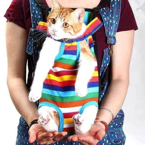 Pet Carrier Backpack [FREE SHIPPING WORLDWIDE TODAY] - Meowaish