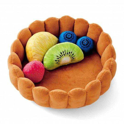 Fruit Tart Cat Bed - Meowaish
