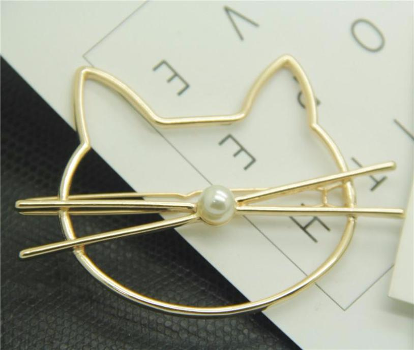 Cute Cat Hair Clips - FREE SHIPPING [SAVE EXTRA 40% WITH ALL4] - Meowaish