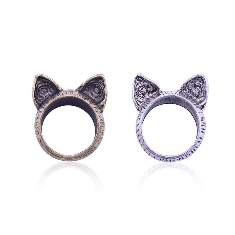 Stylish Bengal Cat Ring - Meowaish