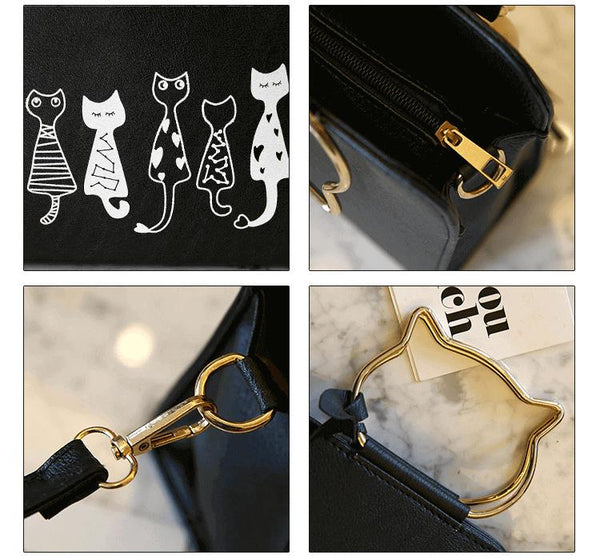 Luxury Cat Purse - Meowaish