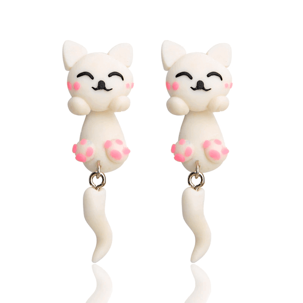 Cutie Kitty Earrings