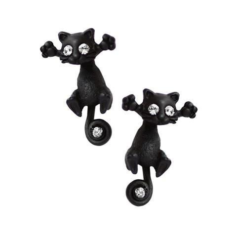 Zamboo Cat Earrings - Meowaish
