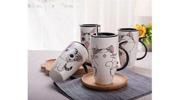 Cute Kitten Coffee Mug [BUY ALL 4 FOR $79.95 ONLY] - Meowaish