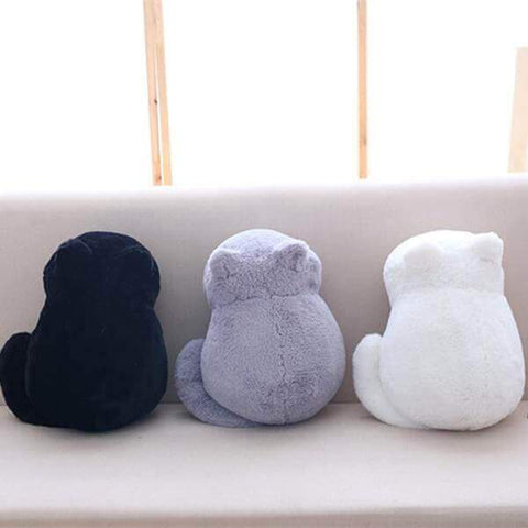 Cute Cat Fluffy Cushion Pillow [GETALL3 for Only $59.95] - Meowaish