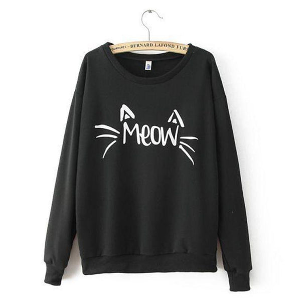 Meow Sweater - Meowaish