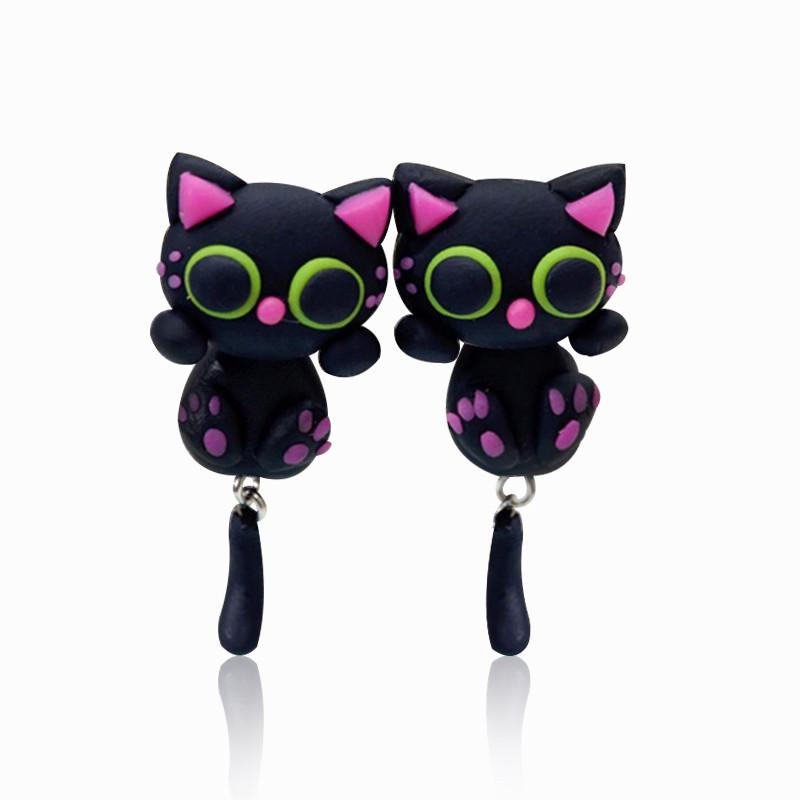 Cute Cat Earrings - Meowaish