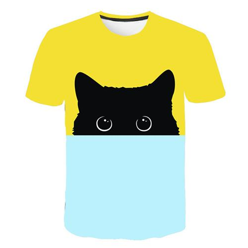Cute Cat T-Shirts - Meowaish