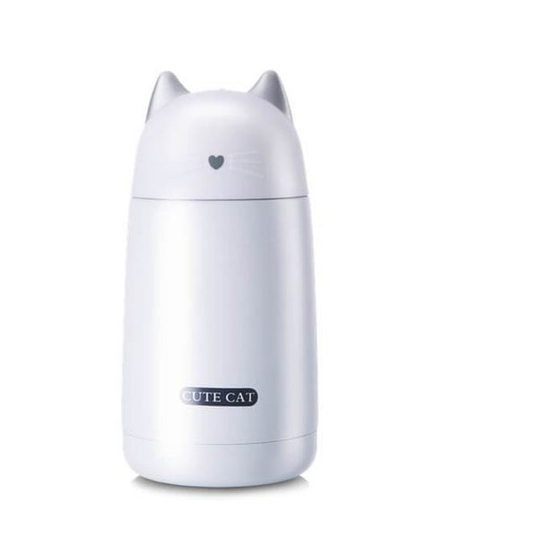 Cute Cat Thermos Flask / Mug[BUY ALL 4 FOR $74.95 ONLY TODAY] - Meowaish